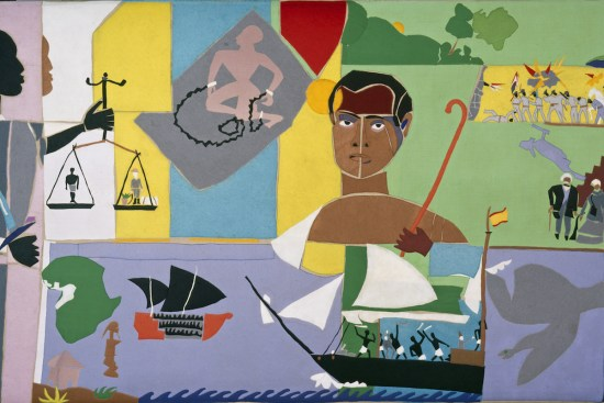 Black Art, African American Art, Romare Bearden, KOLUMN Magazine, KOLUMN, KINDR'D Magazine, KINDR'D, Willoughby Avenue, WRIIT,