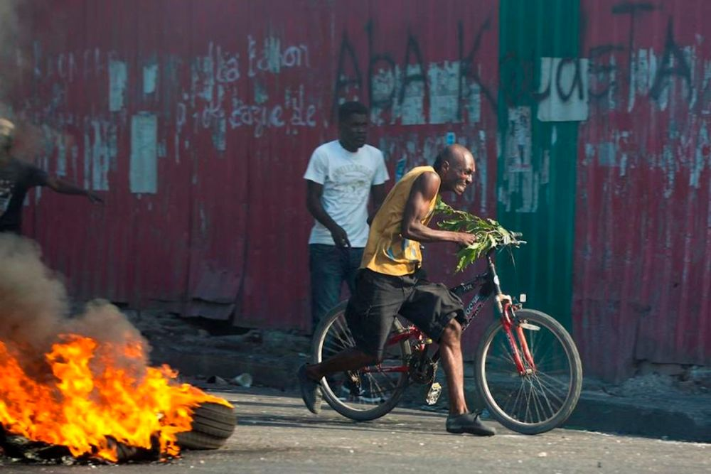Haiti, Haiti Protest, President Moise, President Moise Resignation, KOLUMN Magazine, KOLUMN, KINDR'D Magazine, KINDR'D, Willoughby Avenue, WRIIT,