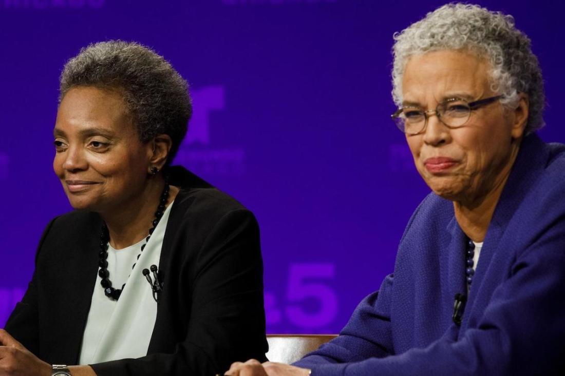 Chicago Politics, Lori Lightfoot, Toni Preckwinkle, African American Politics, African American Vote, Black Politics, Black Vote, KOLUMN Magazine, KOLUMN, KINDR'D Magazine, KINDR'D, Willoughby Avenue, WRIIT,