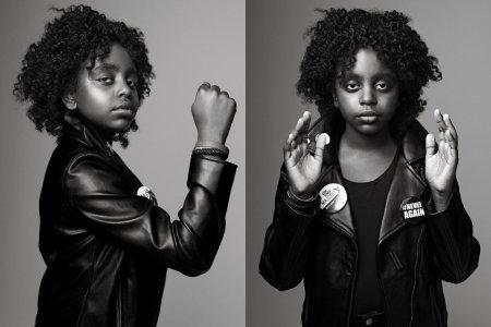Naomi Wadler, March for Our Lives, Parkland Shooting, African American Activist, Gun Violence, Gun Control, KOLUMN Magazine, KOLUMN, KINDR'D Magazine, KINDR'D, Willoughby Avenue, WRIIT, Wriit,