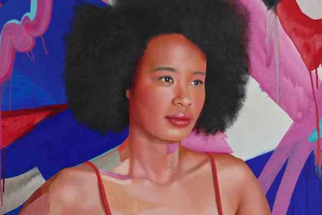 Kim Leutwyler, Archibald Prize, African American Art, Black Art, KOLUMN Magazine, KOLUMN, KINDR'D Magazine, KINDR'D, Willoughby Avenue, WRIIT, Wriit,