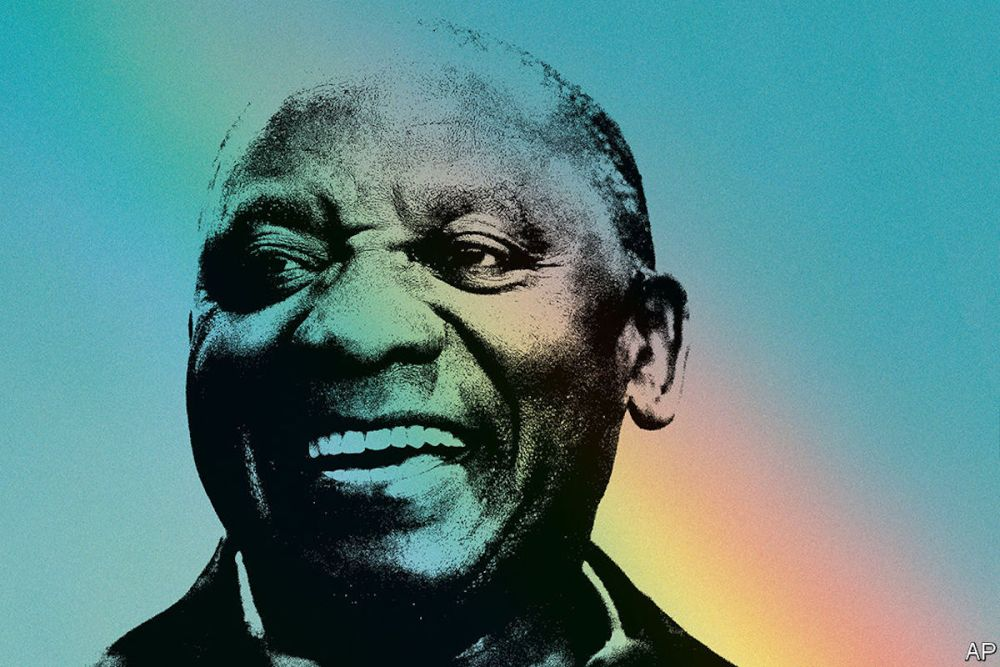 South Africa, South African President, Cyril Ramaphosa, South Africa Politics, Women In Politics, African Women In Politics, KOLUMN Magazine, KOLUMN, KINDR'D Magazine, KINDR'D, Willoughby Avenue, WRIIT, Wriit,