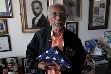 D-Day, African American History, Black History, African American Veterans, Black Veterans, KOLUMN Magazine, KOLUMN, KINDR'D Magazine, KINDR'D, Willoughby Avenue, WRIIT, Wriit,