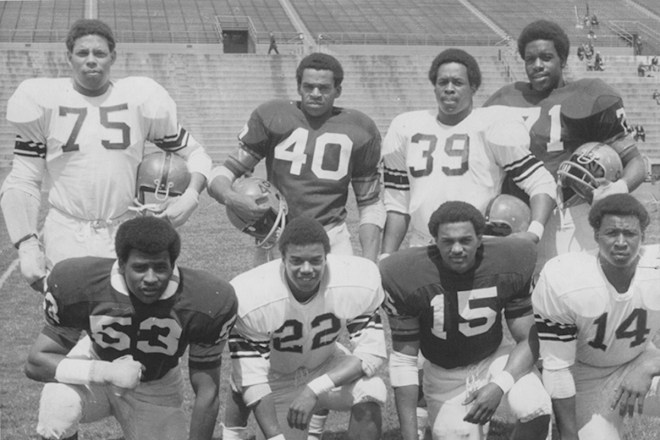 Syracuse 8, African American Athletes, Black Athletes, African American Sports, KOLUMN Magazine, KOLUMN, KINDR'D Magazine, Willoughby Avenue, WRIIT, Wriit,