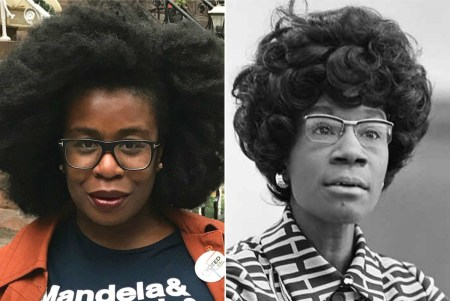 Uzo Aduba, Shirley Chisholm, African American History, Black History, African American Entertainment, Black Entertainment, KOLUMN Magazine, KOLUMN, KINDR'D Magazine, KINDR'D, Willoughby Avenue, WRIIT, Wriit,
