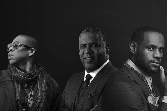 Robert F. Smith, Jay Z, Lebron James, African American Philanthropy, Black Philanthropy, KOLUMN Magazine, KOLUMN, KINDR'D Magazine, KINDR'D, Willoughby Avenue, WRIIT, Wriit,