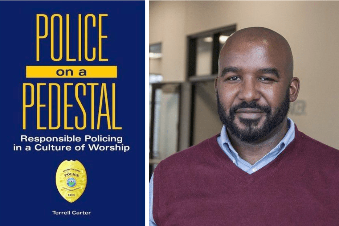 Terrell Carter, Police on a Pedestal: Responsible Policing in a Culture of Worship, Police on a Pedestal, Criminal Justice Reform, Justice Reform, Mass Incarceration, Prison Industrial Complex, KOLUMN Magazine, KOLUMN, KINDR'D Magazine, KINDR'D, Willoughby Avenue, WRIIT, Wriit,