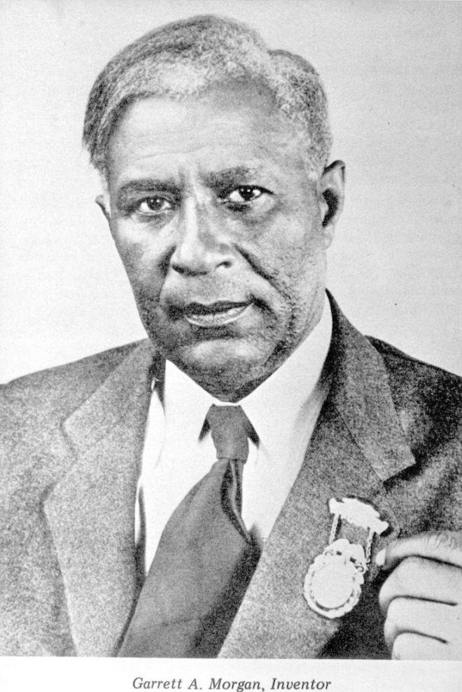 Garrett Morgan, Black Inventor, African American Inventor, African American History, Black History, KOLUMN Magazine, KOLUMN, KINDR'D Magazine, KINDR'D, Willoughby Avenue, WRIIT, Wriit,