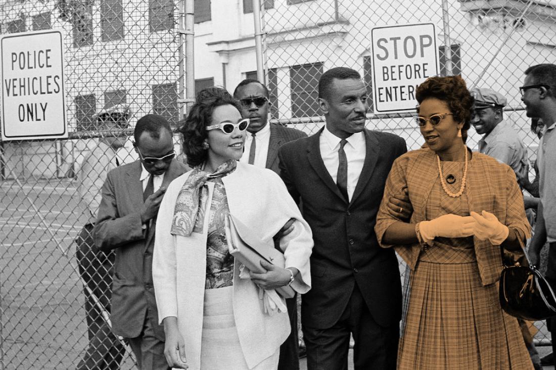 Juanita Abernathy, Rev. Ralph David Abernathy, Ralph Abernathy, Civil Rights Activist, African American History, Black History, American History, KOLUMN Magazine, KOLUMN, KINDR'D Magazine, KINDR'D, Willoughby Avenue, WRIIT, Wriit,