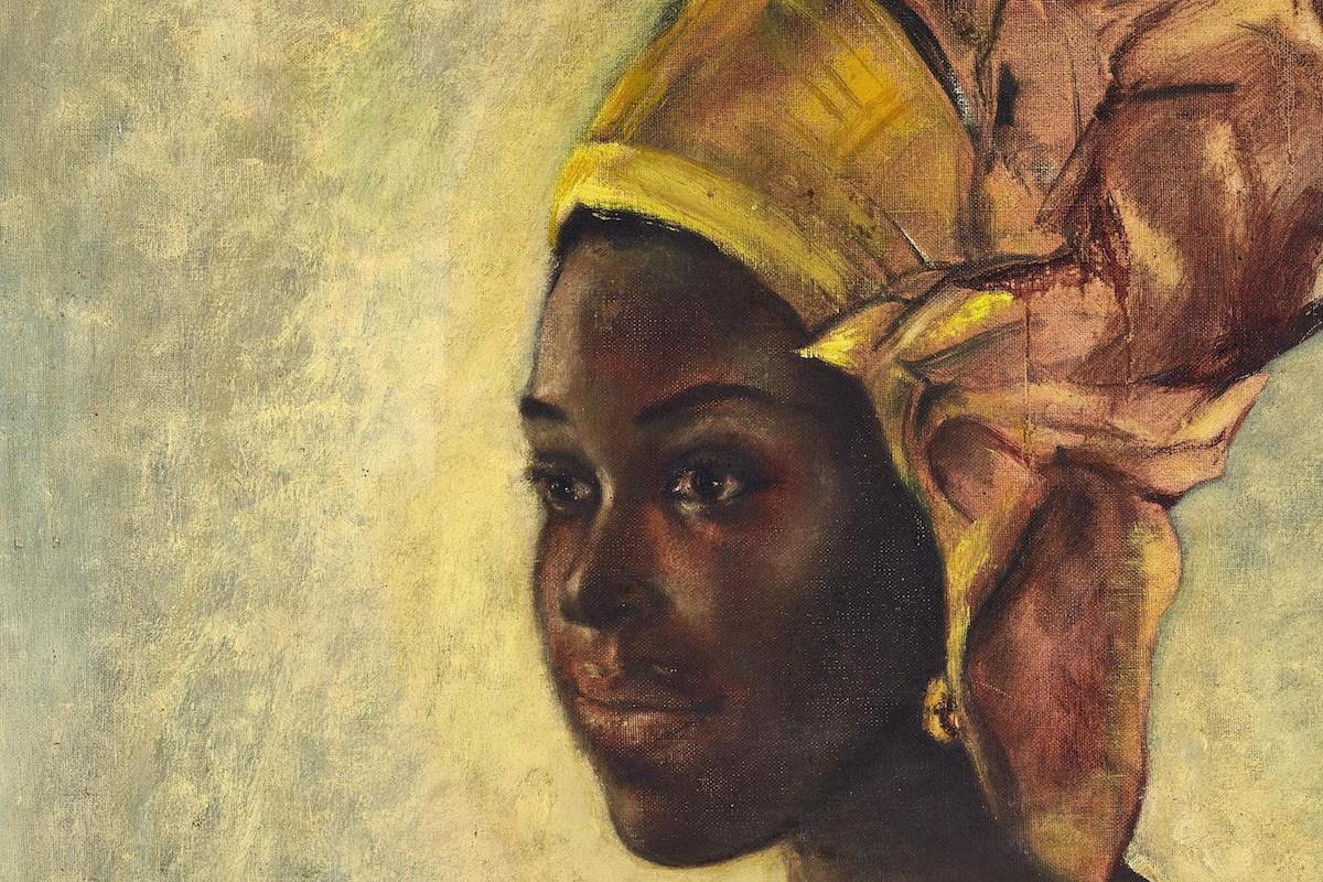 Ben Enwonwu, African American Art, Black Art, African American Artist, Black Artist, Art, KOLUMN Magazine, KOLUMN, KINDR'D Magazine, KINDR'D, Willoughby Avenue, WRIIT,