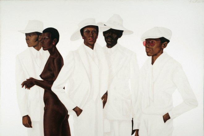 Barkley L. Hendricks, Soul of a Nation, African American Art, Black Art, KOLUMN Magazine, KOLUMN, KINDR'D Magazine, KINDR'D, Willoughby Avenue, WRIIT,