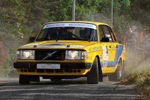 Programmet ved Automania tæller både historisk rally og historisk pålidelighedsløb