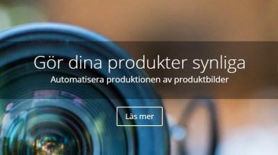 Pagono har öppnat bildfabrik
