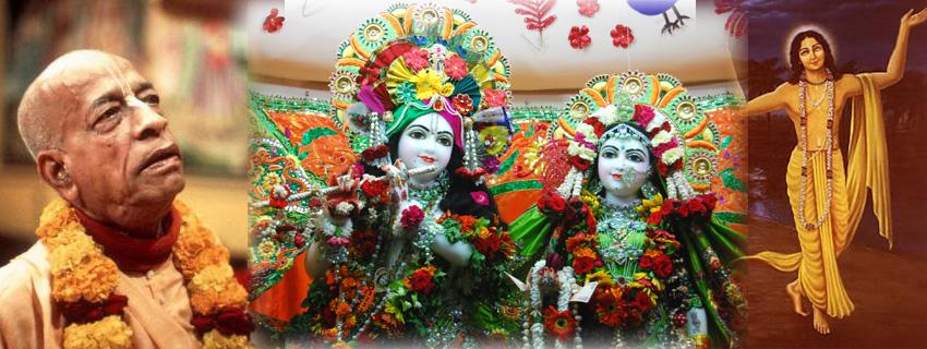 ISKCON Temple Allahabad