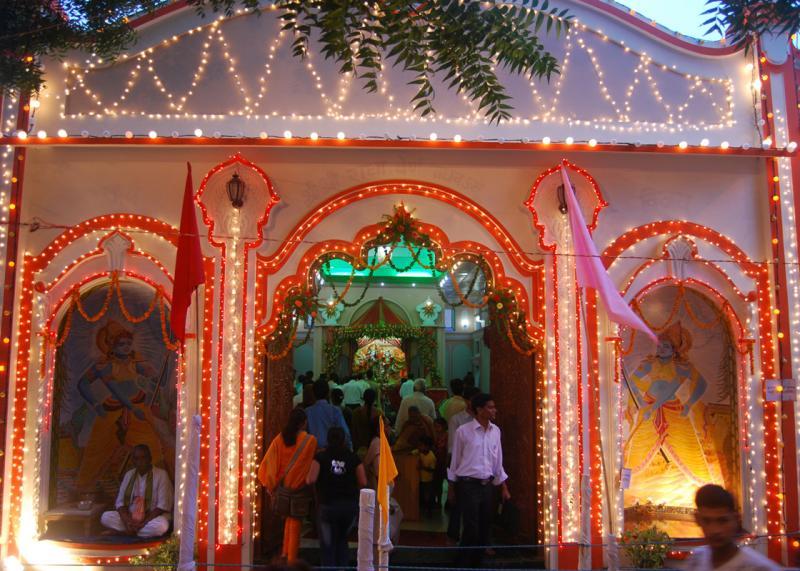 ISKCON Temple Allahabad, Uttar Pradesh