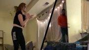 TT :  Un homme surpris par effraction dans la maison d'une femme devant la caméra , influenceur