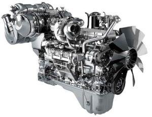 motores komatsu
