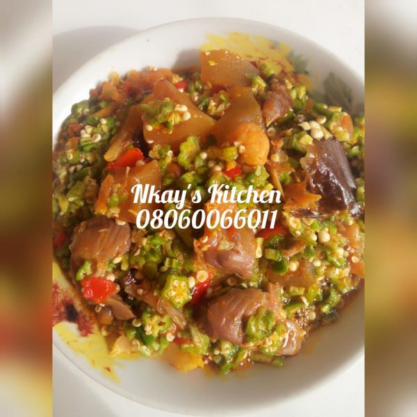 Buy Fresh Cooked Nigeria Food Delivered World Wide.