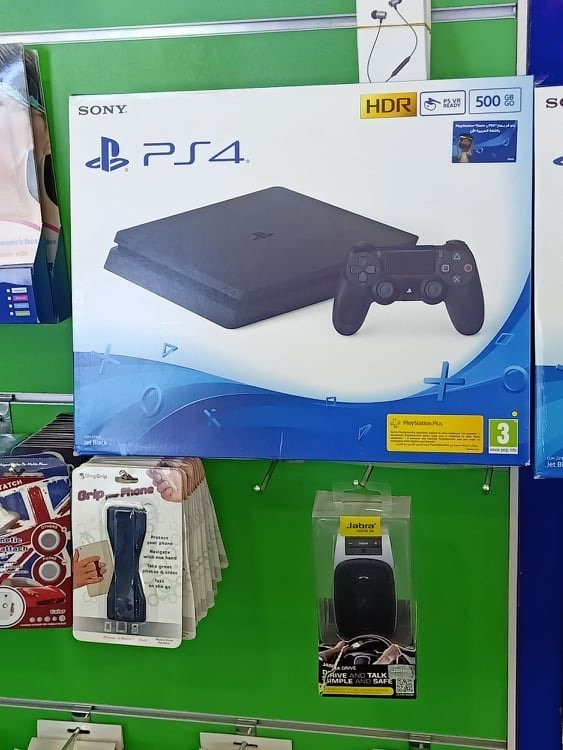 Play Station 4 Pro Console For Sale In Nigeria