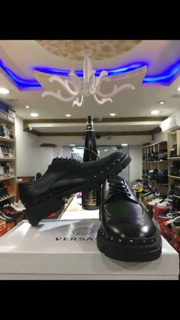Buy Versace Men's Dress Shoes Online In Nigeria