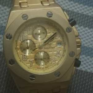 Ap Gold Chain Wrist Watch For Sale In Nigeria