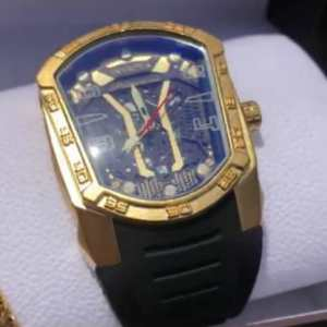 Best Gold Face Wrist Watch For Sale In Nigeria