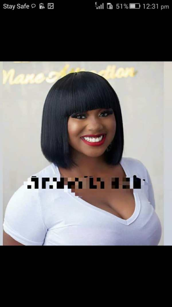 Short Hair Wigs In Lagos Nigeria For Sale.