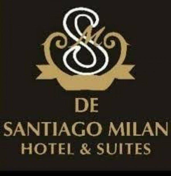 Front Desk Staff At De Santiago Milan Hotel & Suites Lagos