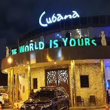 Cubana Night Club Victoria Island Lagos Nigeria