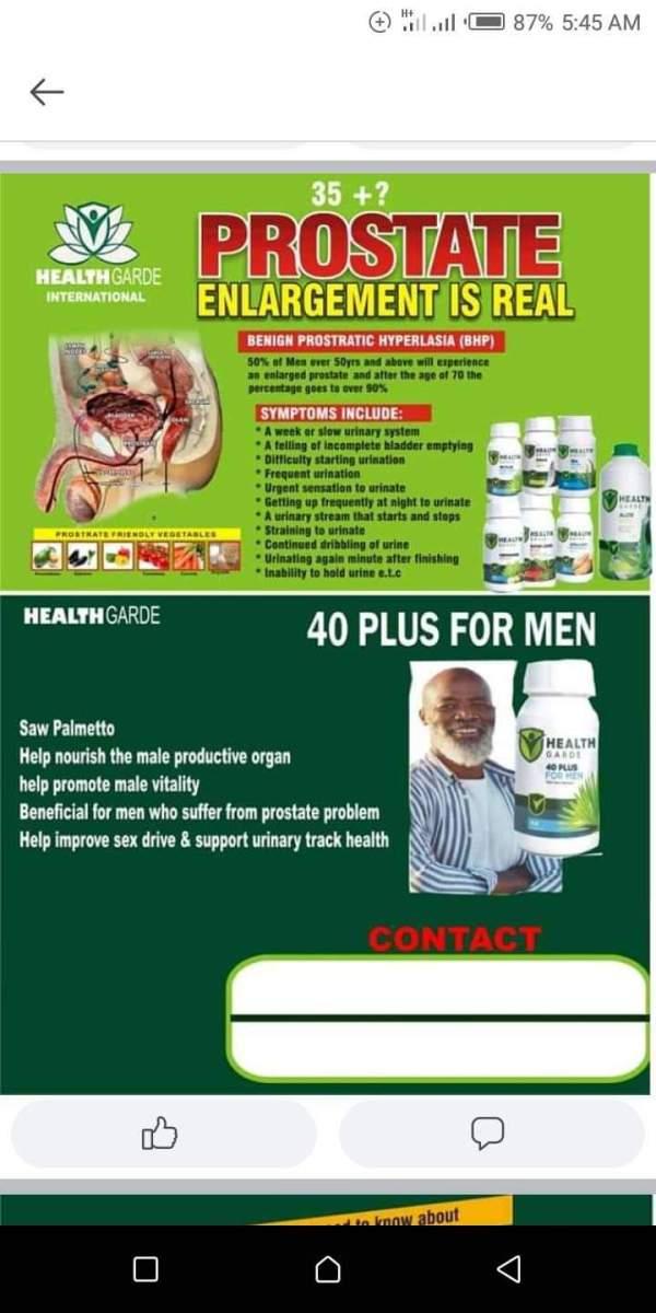 Swissgarde 40 Plus For Men In Nigeria For Sale