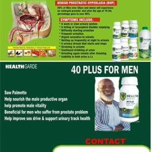 Swissgarde 40 Plus For Men In Nigeria For Sale
