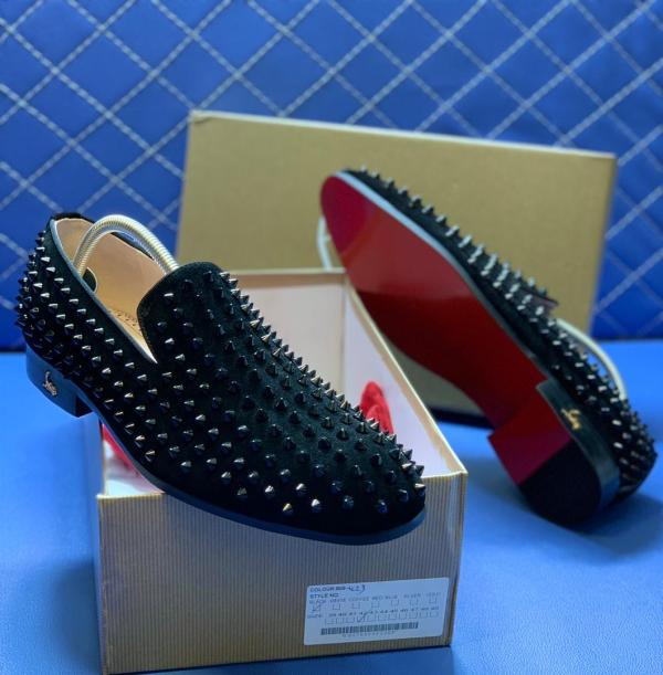 Christian Louboutin Spike Shoes For Sale In Nigeria