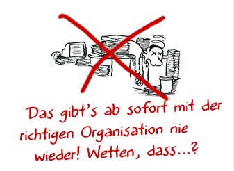 1 Organisation ist die optimale Grundlage für nachhaltigen Geschäftserfolg.