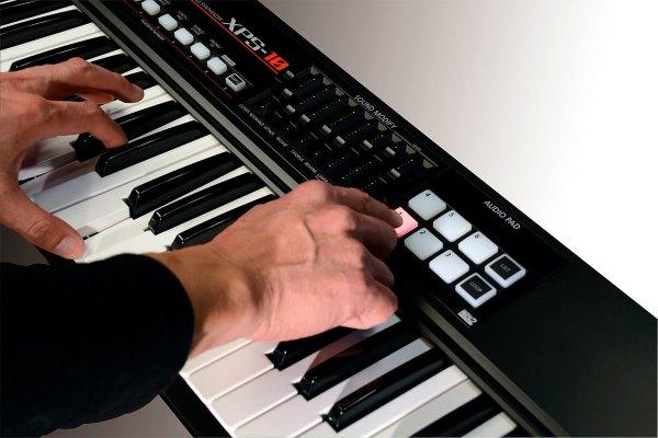 Купить Roland XPS-10 Expandable Synthesizer синтезатор, 61 ...