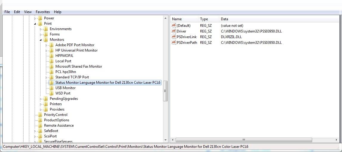 Windows 7 Cant Open Add Printer Error
