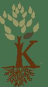 Webbureau Komenti logo. Dit kreative team