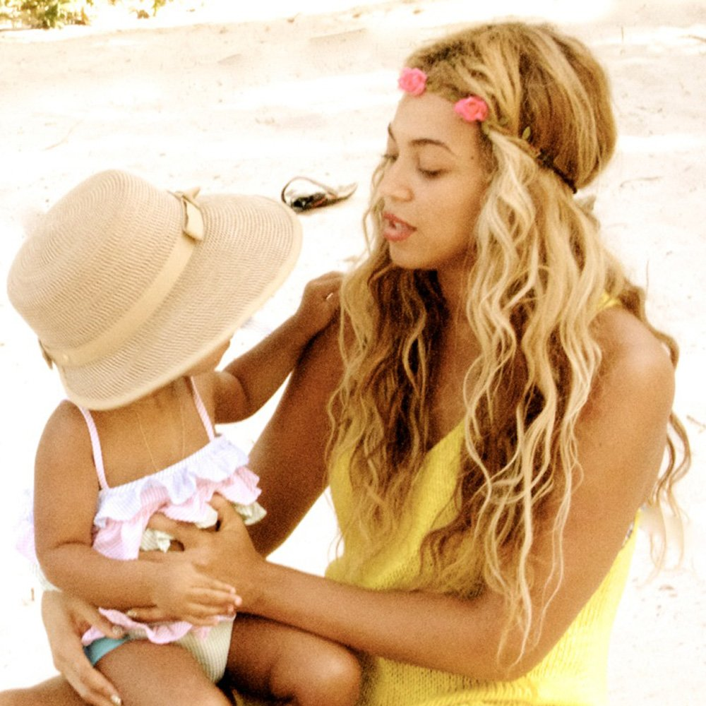 Beyonce-Knowles-Blue-Ivy-Carter-Pictures