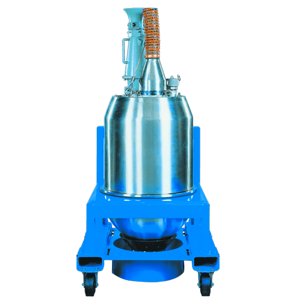 Rotary Atomizer Model 1500 on stand