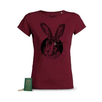 Ladies T-Shirt Meister Lampe