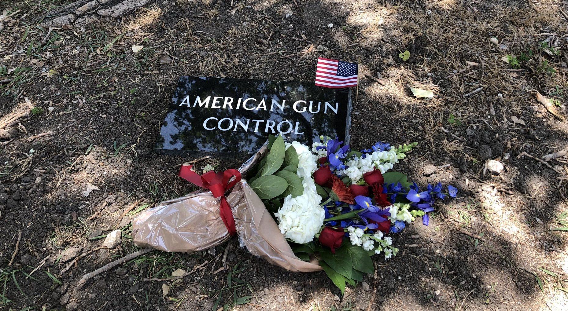 The death of American gun control