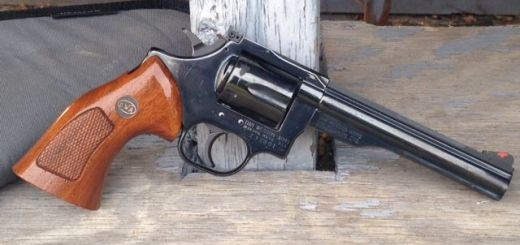 Dan Wesson 15-2 .357 Revolver