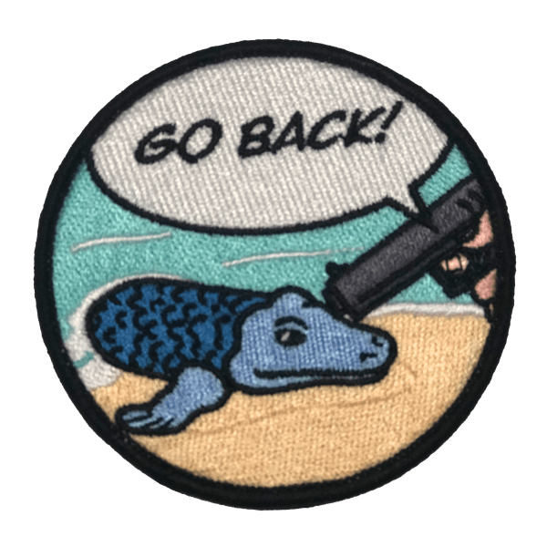 Go Back! Patch