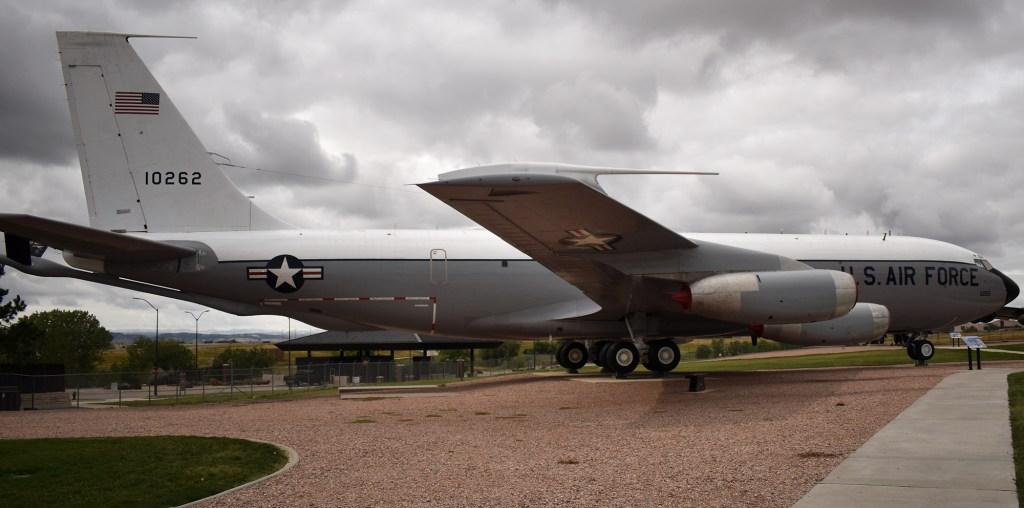 EC-135A - Side View
