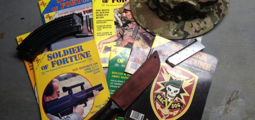 Soldier of Fortune Magazines