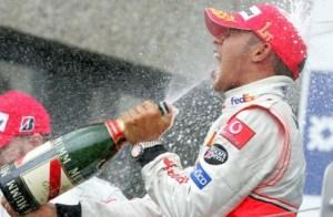 victoire podium