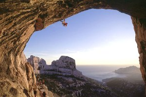 escalade falaise