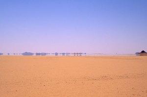 mirage désert