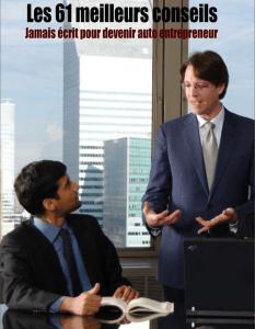 61 conseil pour devenir entrepreneur