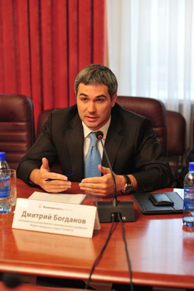 Богданов отчитался об экономическом развитии Тольятти