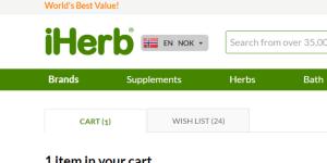 Her endrer du innstillingene til å vise norske kroner